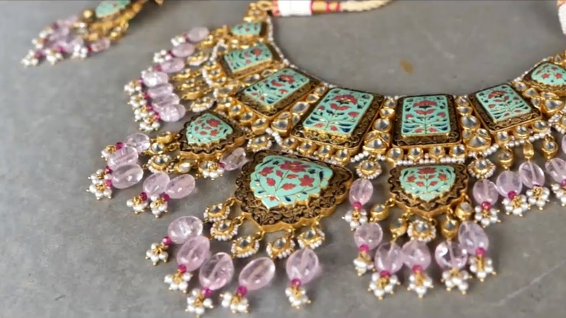 The Making of Virasat by Tanishq