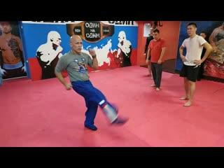 14 В.Н.Крючков. упражнение для согласования рук и ног