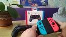 Новый китайский геймпад для Nintendo Switch! [YOBWIN]