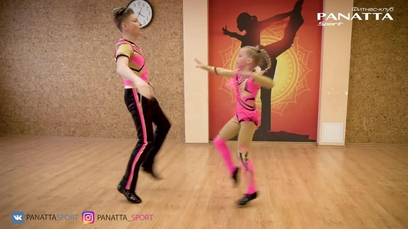 Акробатический рок-н-ролл 2 Panatta Sport 2019