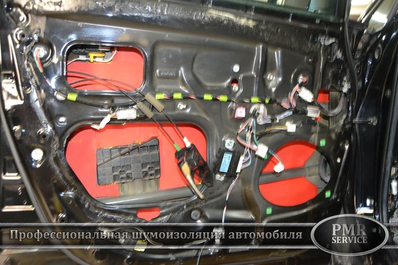 Шумоизоляция Toyota Venza, изображение №5