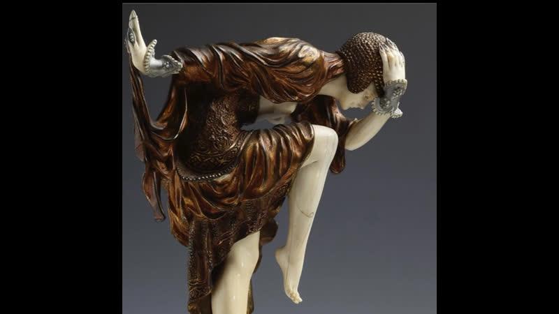 Танцовщица из Анкары Colinet Claire Jeanne Roberte Франция 1925 год