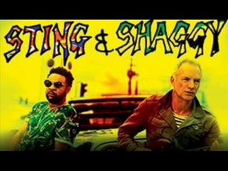 STING & SHAGGY - Walking On The Moon/Lively Up Yourself (Brouwersdam 29-06-18 Holland) GREAT AUDIO !