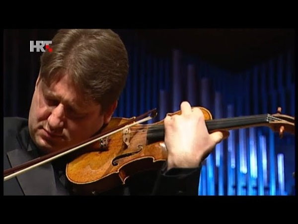 Sibelius Violin Concerto - Denis Goldfeld / Aleksandar Markovic / Croatian Radio and TV Symph. Orch.
