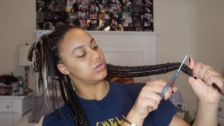 Seeing My Natural Hair for the First Time in Months   Nia Sioux