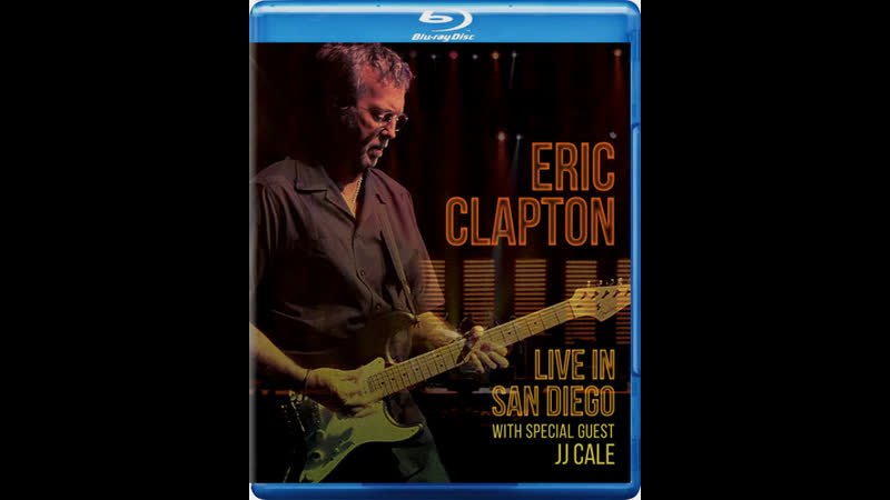 Eric Clapton with J. J. Cale - Who Am I Telling You? (Live in San Diego 2007)