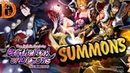 Gathering of Demons Summons Bleach Brave Souls в надежде на Мацумото