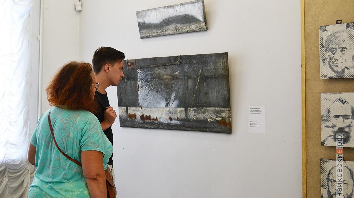 выставка новых поступлений, чайковский район, 2019 год