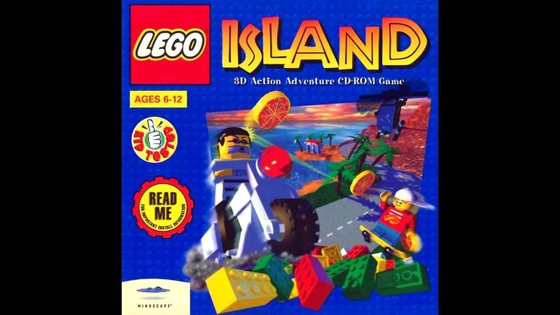Lego Island Soundtrack High Quality