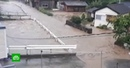 Почти миллион человек эвакуируют в Японии после ливней