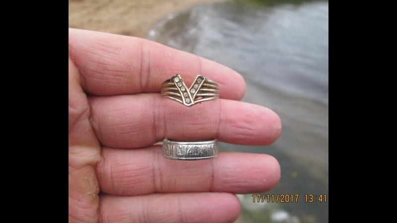 33 Поиск монет и ювелирных изделий на пляже озера Амазонка Мазонка смотреть онлайн без регистрации