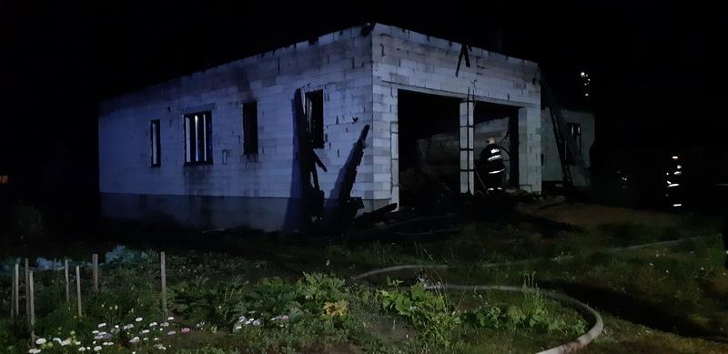 За прошедшие сутки в г. Бресте зарегистрировано 2 пожара