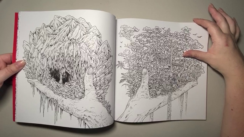 Kerby Rosanes World within Worlds