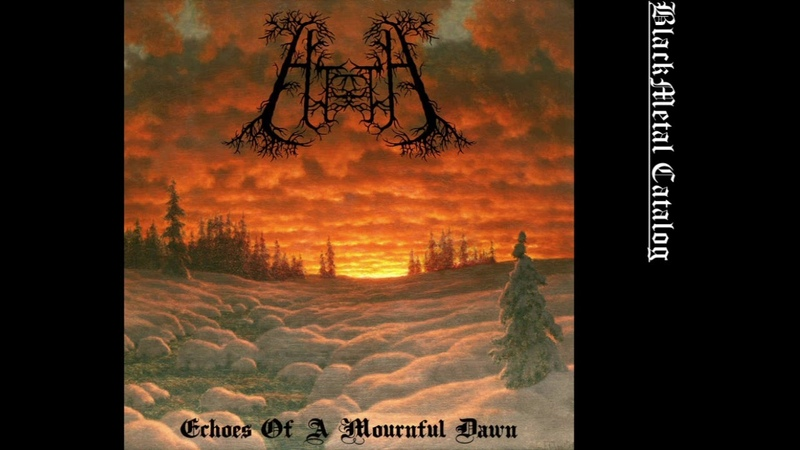 Aveth Echoes Of A Mournful Dawn Full Album Premiere 2020