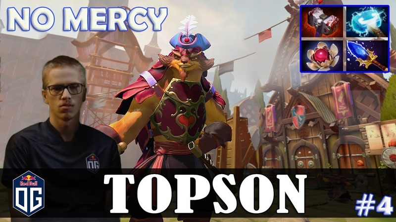 Topson - Pangolier MID | NO MERCY 21 Kill | Dota 2 Pro MMR Gameplay 4