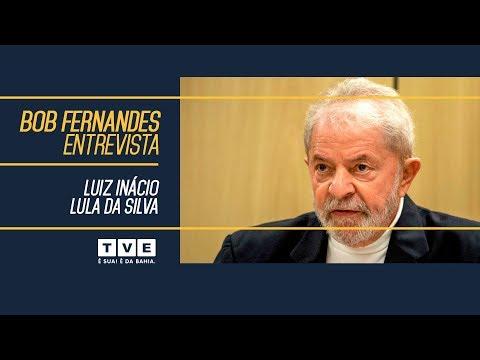 Exclusivo | Lula concede entrevista a Bob Fernandes para a TVE Bahia