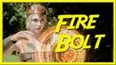 Fire Bolt - Epic NPC Man (building up an epic spell)   Viva La Dirt League (VLDL)