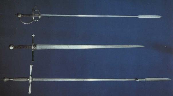 Кабаний меч (нем. Schweinschwert, Jagdschwert)