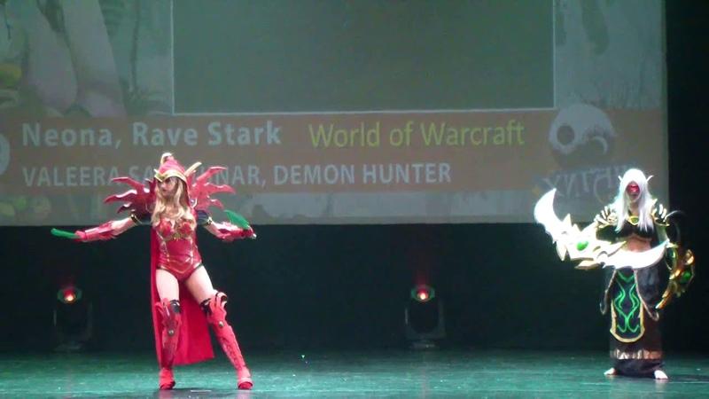 Higan2017 - World of Warcraft (Valeera Sanguinar, Demon hunter)