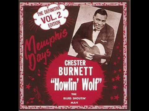 Howling Wolf - How Many More Years (original 1951 version)