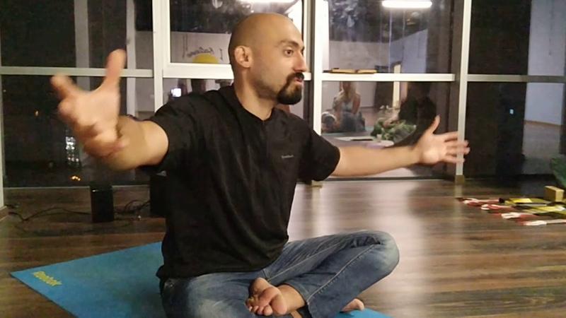 15 08 2018 Yoga Shahi Беседа о питании и йоги с Анаром 2 смотреть онлайн без регистрации