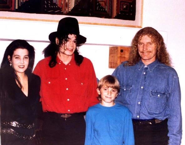 Дамы сердца Майкла Джексона. Лиза Мария Пресли. Часть 1., изображение №3