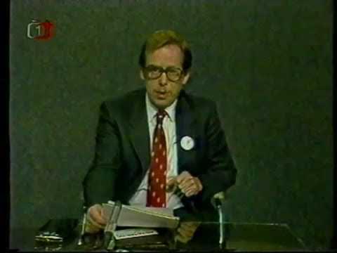 Václav Havel kompletní projev v ČST 16 12 1989