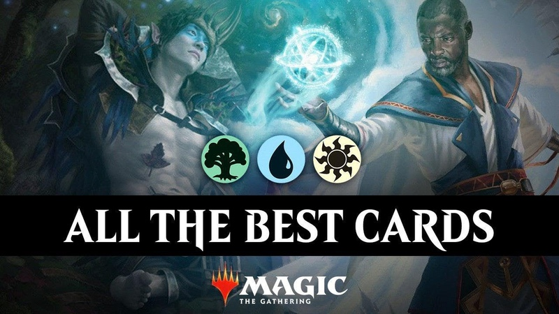 ALL THE BEST CARDS | Bant Midrange in Throne of Eldraine