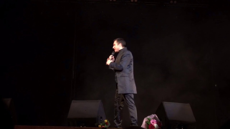 Алиса Супронова и Астемир Апанасов концерт Астемира Апанасова в Краснодаре