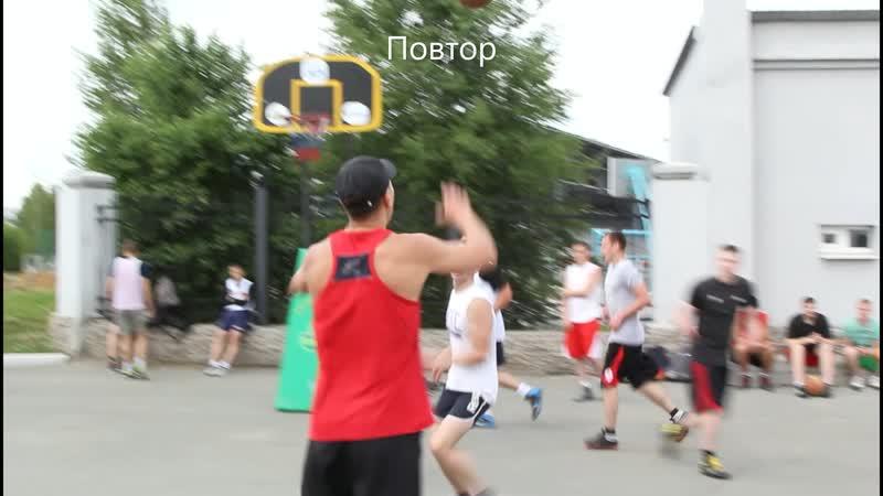 Нижний Тагил Стритбол на Вагонке Июнь 2016 г