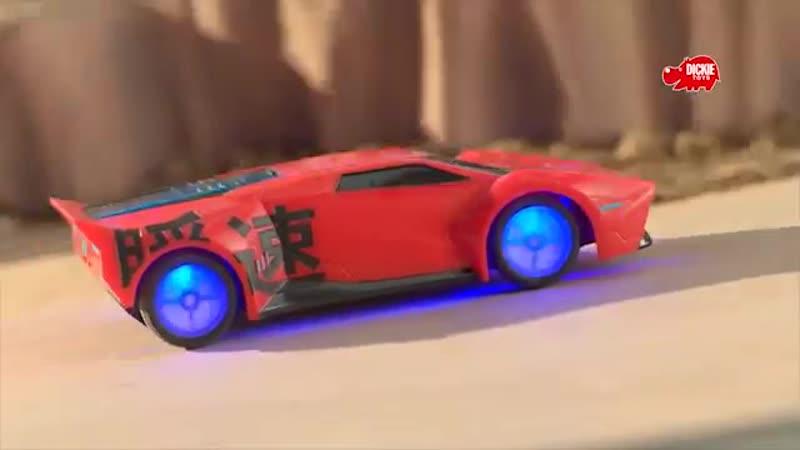 34 Transformers RC Turbo Racers Bumblebee Sideswipe