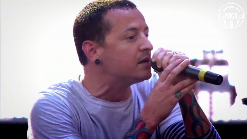 Linkin Park - From The Inside (Road to Revolution: Live at Milton Keynes 2008) (HD)