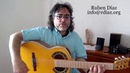 Two chords which define flamenco music (bVI V7b9) Lesson based on de Lucia´s Zyryab arpeggio/ Em