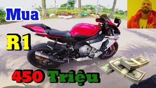 Thắng bán CBR600 - Đi mua Yamaha R1 giá 450 triệu (Sell My CBR600 and Buy Yamaha R1)