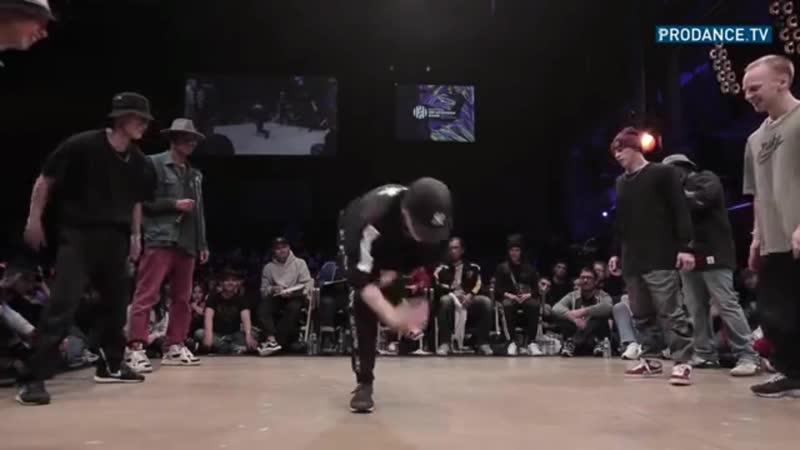 Jinjo Crew vs Cheerito Alkolil and Bruce Almighty Final Hip OPsession 2020