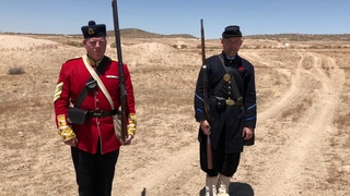 A Mildly Comedic Comparison of British and Ameri can Musketry 1862 - An Unbiased Demonstration