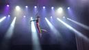 Валерия Мисюра воздушная гимнастка в кольце