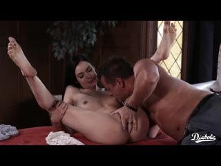 Marley Brinx - Sexy Teen Gets Fucked By Her Stepfather All Sex, Hardcore, Blowjob, Roleplay
