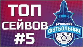 Топ сейвов 4 сезона БФЛ #5