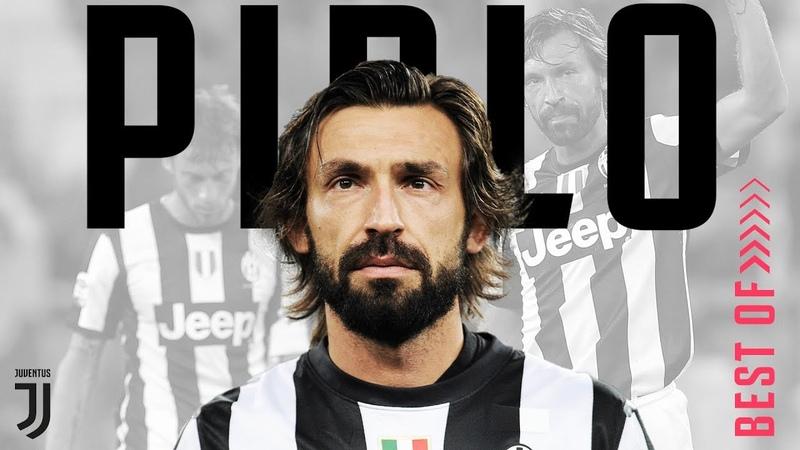 10 Reasons Why We Love Andrea Pirlo   Bianconeri Legends   Juventus
