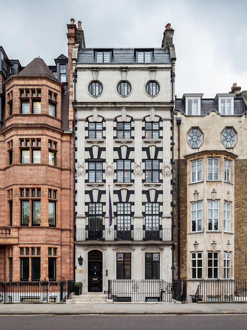 Элегантный современный дизайн Лондона в работах фотографа David Butler || 02