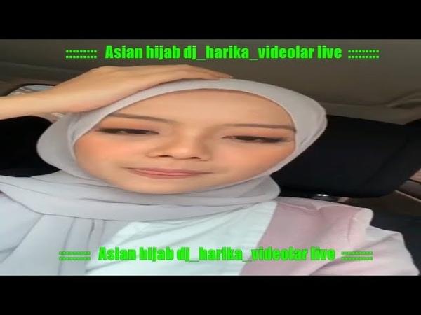 Asian hijab dj_harika_videolar live harika_videolar live