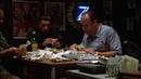 The Sopranos - Тони, Сильвио, Кристофер и Поли трут на бандитские темы