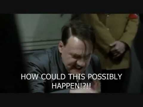 Hitler is Informed That Bionicle Ceased Production
