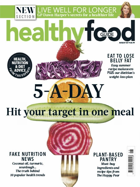 Healthy Food Guide UK 08.2019