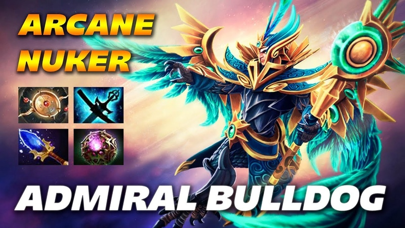 AdmiralBulldog Skywrath Nuker Mage Dota 2 Pro Gameplay