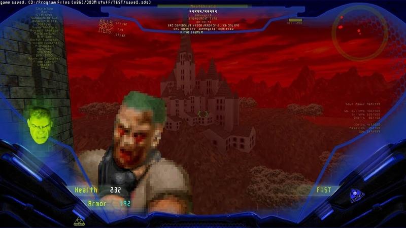Brutal DOOM v21 Extermination Day Latest Build Level 25 100% secrets