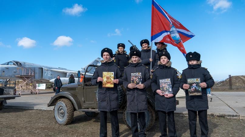 В Севастополе прошла военно-историческая реконструкция «Мы уходим», изображение №6