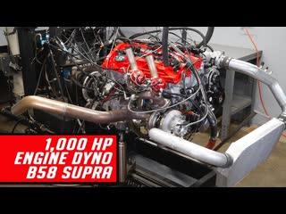 1000-сильный двигатель для новой Supra. Часть 4. Финальный замер. BMIRussian