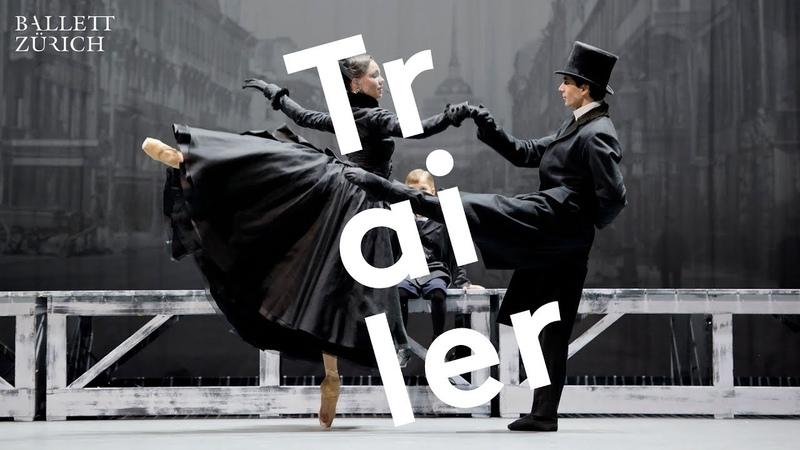 ANNA KARENINA Trailer Ballett Zürich